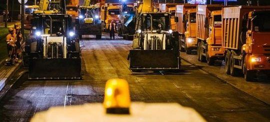 Президент поручил разработать новые правила проведения ремонтных работ на дорогах в России